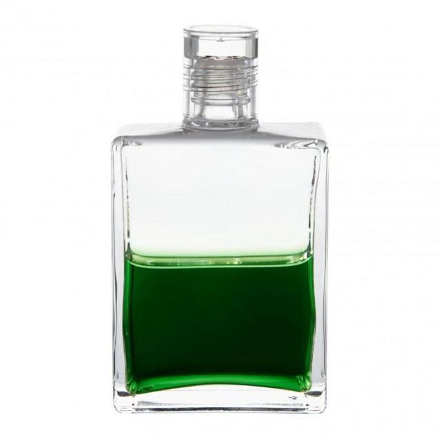 B13 Klar/Grün Veränderung in der neuen Zeit