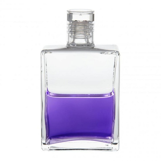 B15 Klar/Violett Weisheit in der neuen Zeit