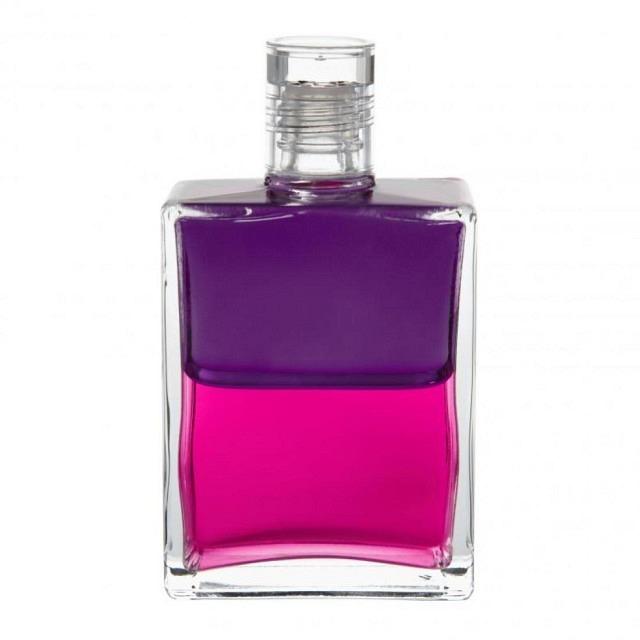 B25 Purpur/Magenta Rekonvaleszenz-Flasche (Regeneration)