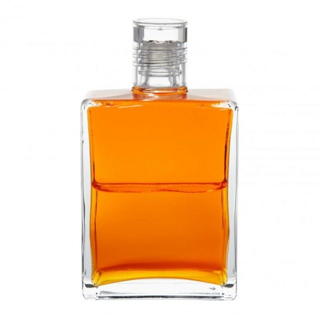 B26 Orange/Orange Schockflasche