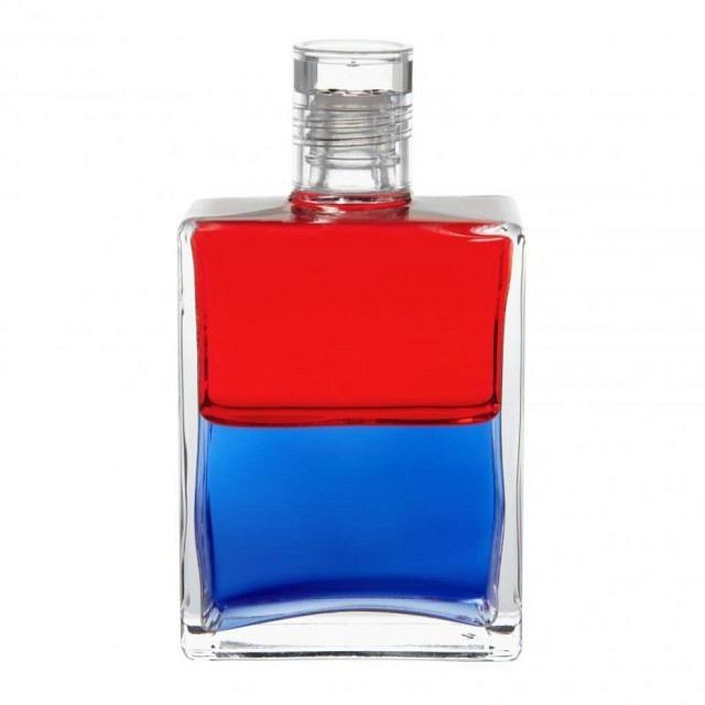 B29 Rot/Blau Steh auf und Wandle
