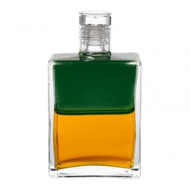 B31 Grün/Gold Die Fontaine