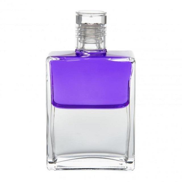 B48 Violett/Klar Flügel der Heilung