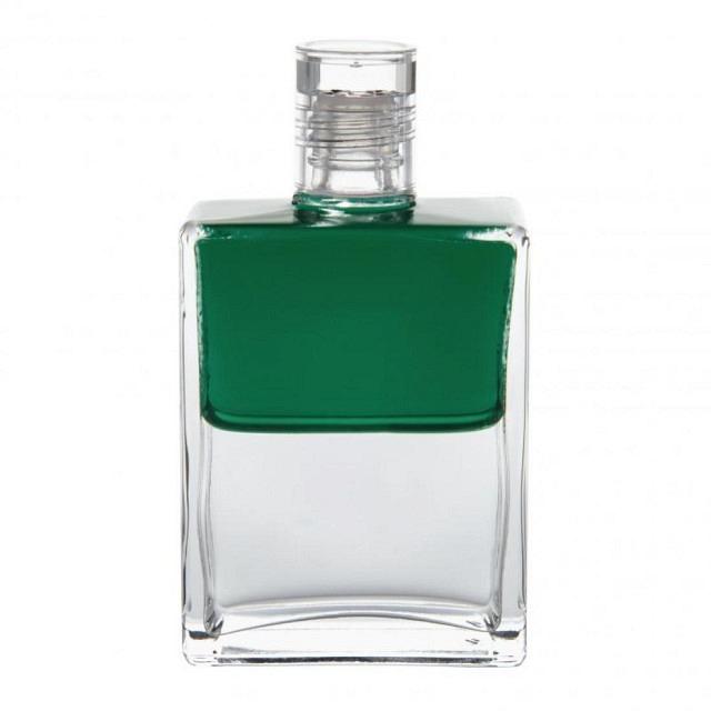 B64 Smaragdgrün/Klar Djwal Khul