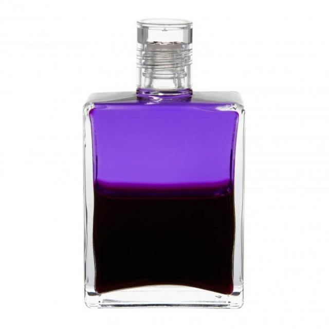 B78 Violett/Tiefmagenta Kronenchakra Notfallöl