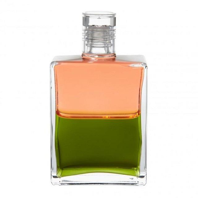 B92 Koralle/Olivgrün Gretel Flasche