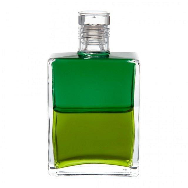B113 Erzengel Cassiel - Smaragdgrün/Mittleres Olivgrün
