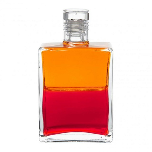"""B115 """"Erzengel Khemiel & Ariel"""" - Orange / Rot"""