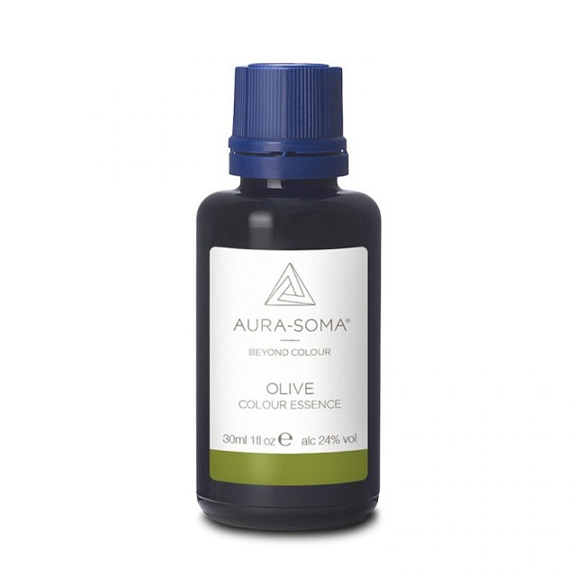 9 Die olivgrüne Farbessenz