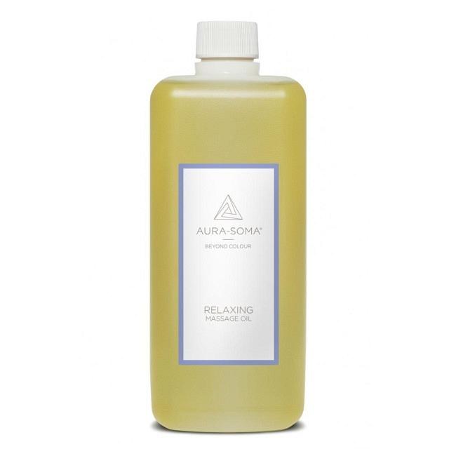 Massageöl beruhigend 1000 ml
