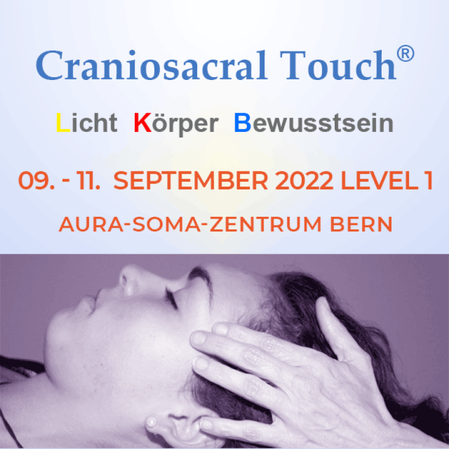 Craniosacral Touch® Level 1