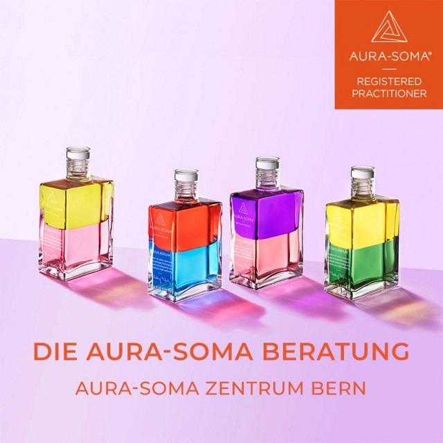 Die Aura-Soma Beratung