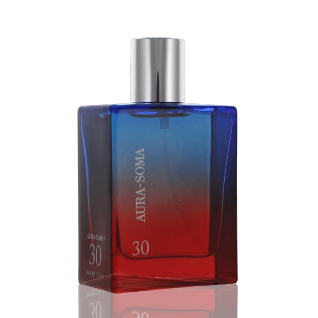 Aura-Soma® Pegasus Parfüm 30 -  Oudh Incense 50 ml