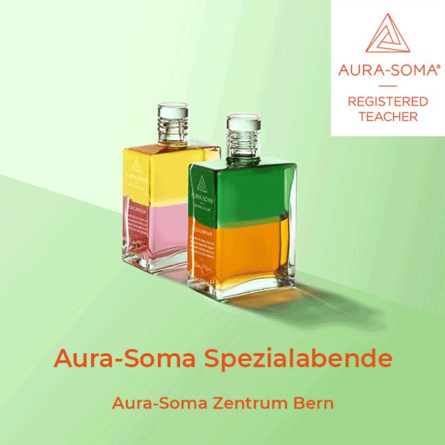 Aura-Soma Spezialabende
