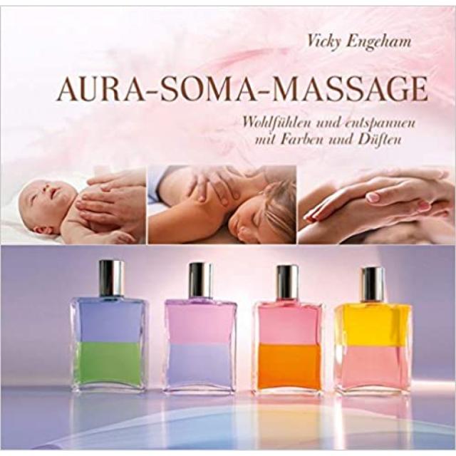 Vicky Engeham - Aura-Soma-Massage