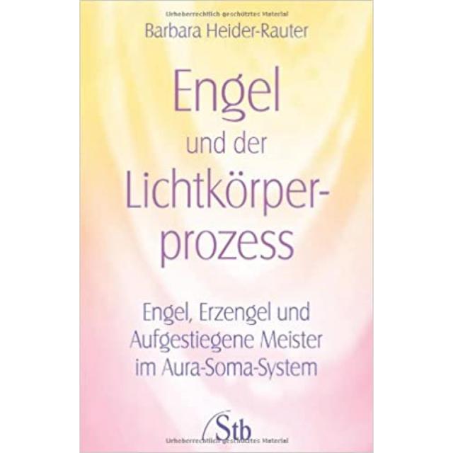 Engel und der Lichtkörper-Prozess: Engel, Erzengel und Aufgestiegene Meister im Aura-Soma-System