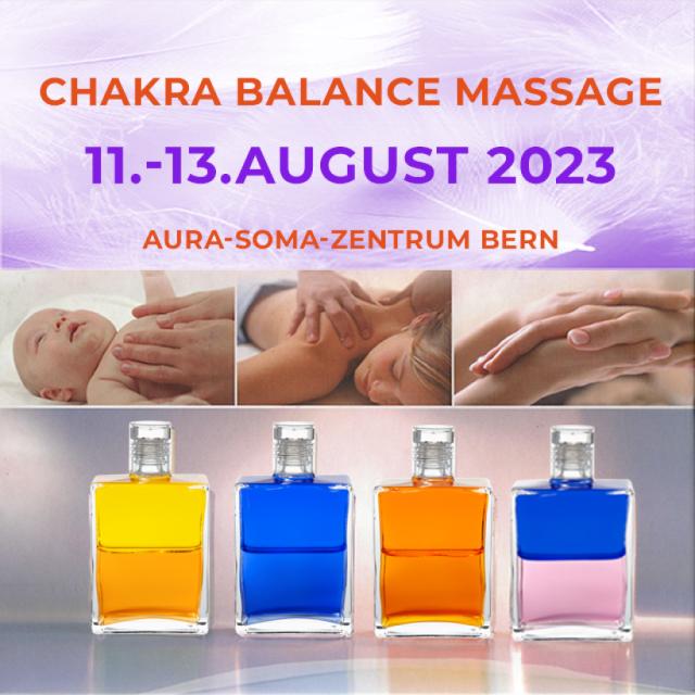 Chakra Balance Massage