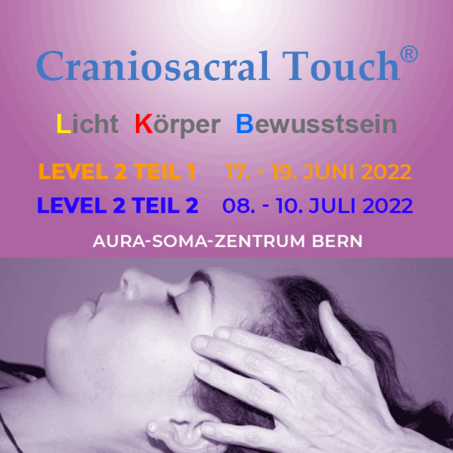Craniosacral Touch Level 2